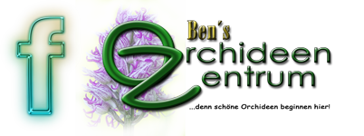 Orchideenzentrum Facebook Logo